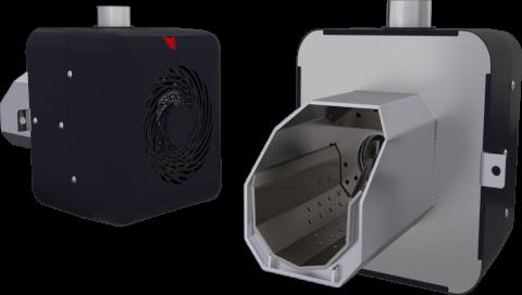 Καυστήρες pellet PellasX