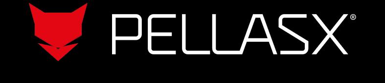 καυστήρες pellet PellasX Logo